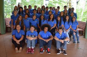 2015-2016 MYC Retreat