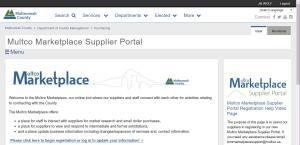 Marketplace Portal