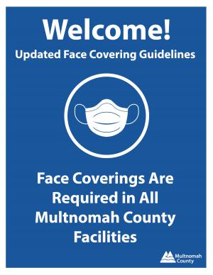 Face Masks are Required in all County Buildings