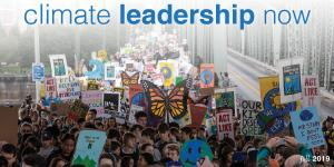 Climate Leadership Now - Fall 2019 Newsletter