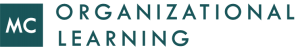 Organizational Learning Logo in teal color.