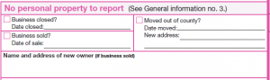 image of fill-in block for business that sold or are out of business