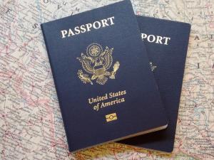 US passport picture