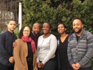 group of REACH program staff