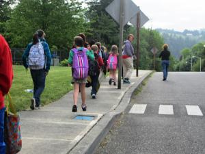 WalkingSchoolBusEastcounty