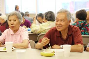 Meals for seniors