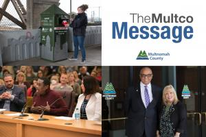 April 2018 MultCo Message