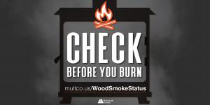 Check Before You Burn message for Twitter (English)