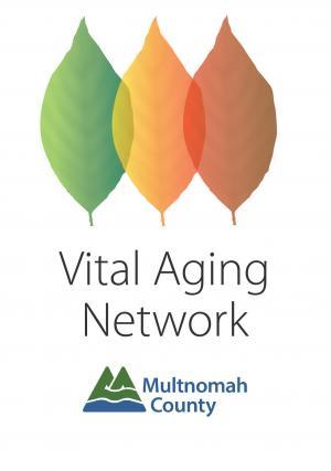 Vital Aging Network logo