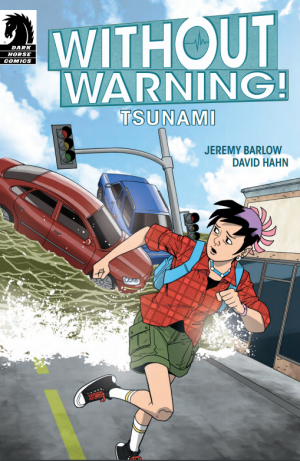 Without Warning Tsunami Comic in Spanish