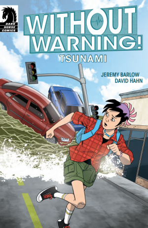 Cover image of Without Warning Tsunami Comic