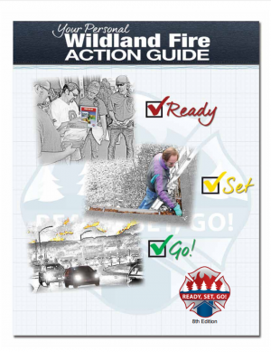 Cover image of Your Personal Wildland Fire Action Guide