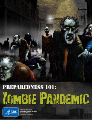 Cover image of Preparedness 101 Zombie Pandemic novella