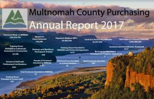 FY17 Purchasing Annual Report