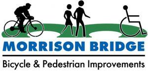 Morrison Bridge: Bicycle and Pedestrian Improvements