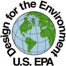 Design for the Environment U.S. EPA logo
