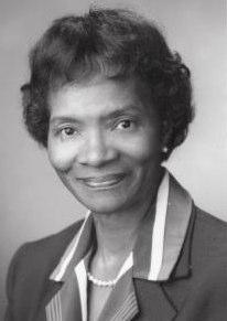 A portrait of former Multnomah County Chair Gladys McCoy