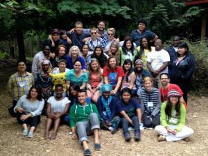 2012-13 MYC Retreat Group Photo