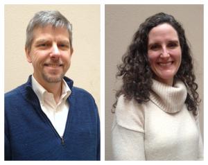 Drs. Paul Lewis and Jennifer Vines