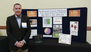 Elections Division wins national award