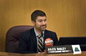 Commissioner Jules Bailey