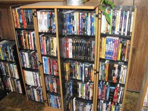 Kevin's DVD Collection