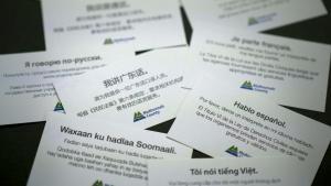 iSpeak cards