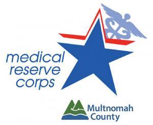 medical reserve corps logo