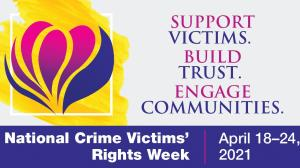 The Multnomah County Board of Commissioners proclaimed the week of April 18 as National Crime Victims' Rights Week.