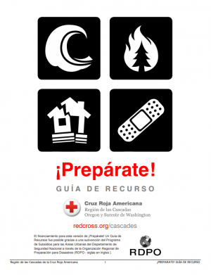 Image of Prepare A Resource Guide in Spanish