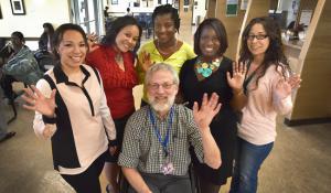 Mid County Heath Clinic leadership team tackles overhaul of refugee health care