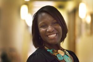 Mid County Director Tasha Wheatt-Delancy