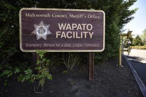 Wapato Facility sign