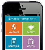 Vaccine mobile app